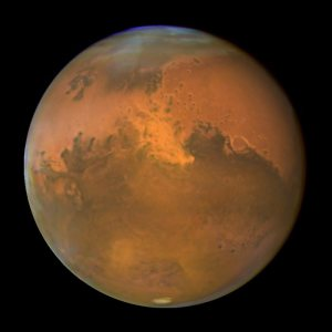Marsduststorm